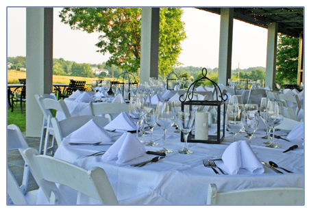 Corporate Catering for an Outdoor Wedding Event in Rockville Maryland (MD).