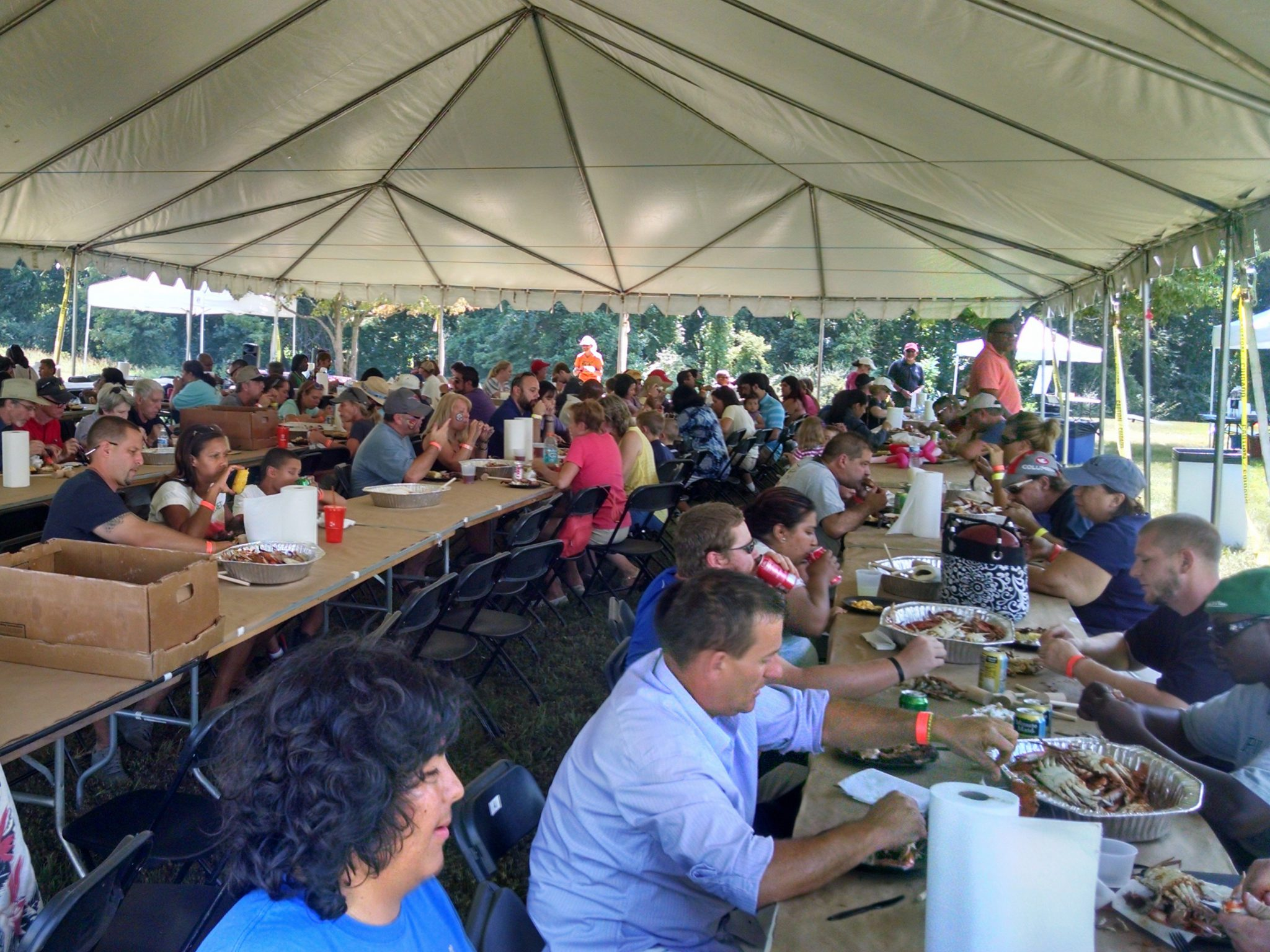 Company Picnic Venues- Corporate Catering in Rockville MD and Surrounding Maryland Areas