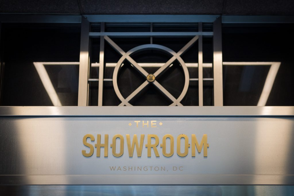 The Showroom DC